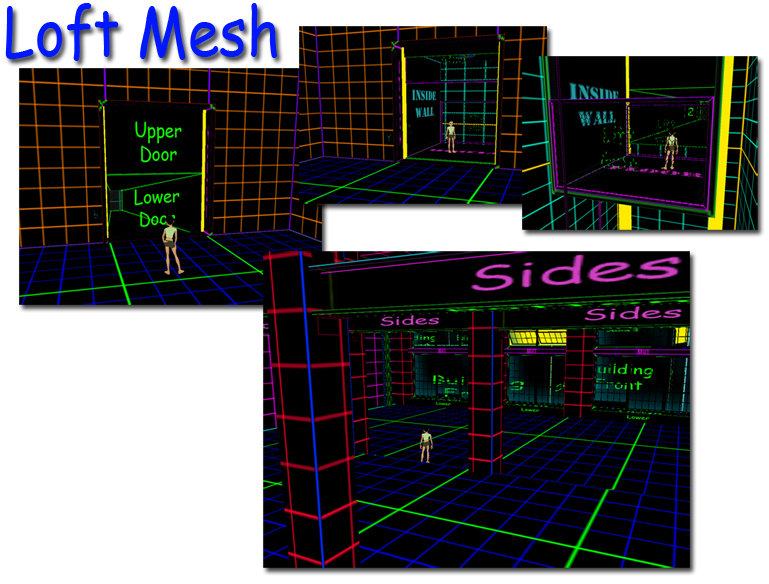 Keef S Imvu Loft Furniture Room Mesh Developer Info Page